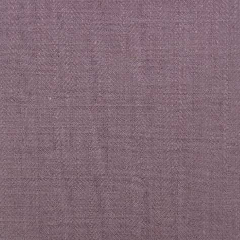 Clarke & Clarke Henley Fabric - Heather