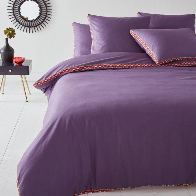 1000 id es propos de couette violet sur pinterest for Housse de couette la redoute solde