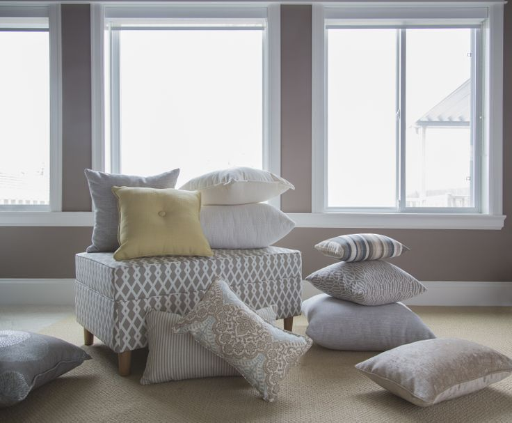 Toss Pillows Everywhere You Can Get Different Sizes, With Buttons, Without  Buttons, With. Toss PillowsVan GoghLiving ...