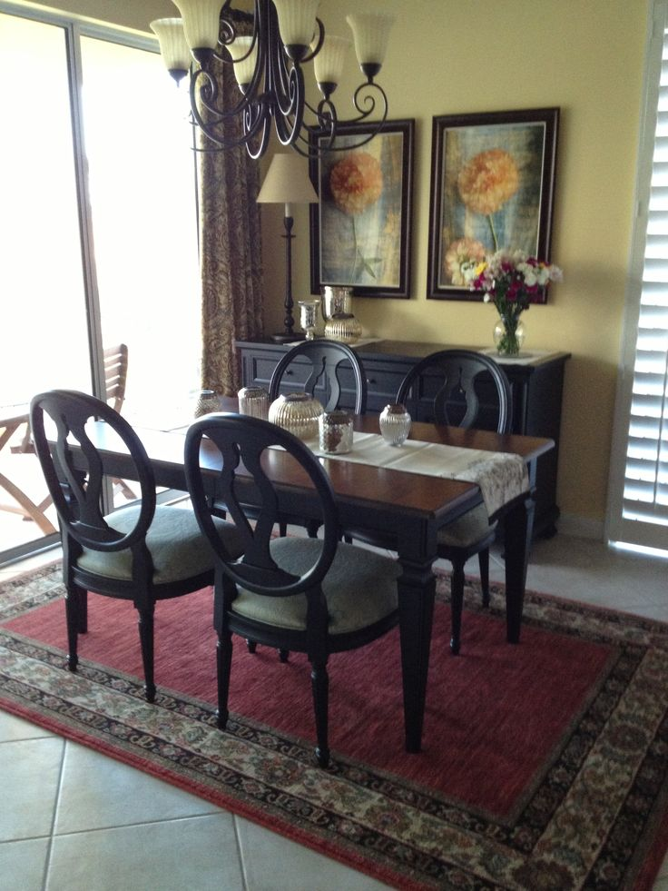 Ethan Allen Dining Room By Veronica Lanza