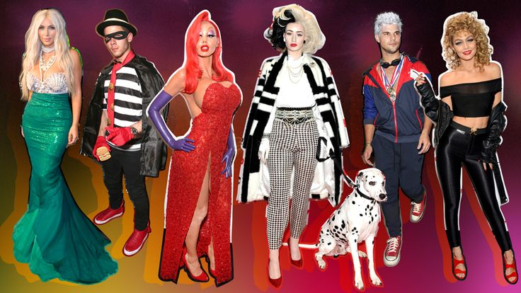 Definitive Guide to the All-Time Best Celebrity HalloweenCostumes | StyleCaster