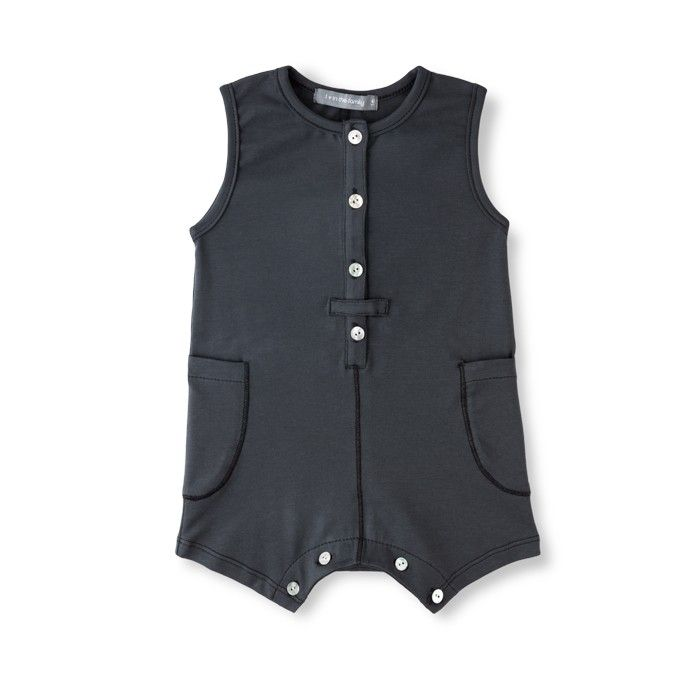 1+ in the family cesc sleeveless jumpsuit - view all - baby boy   Thumbeline