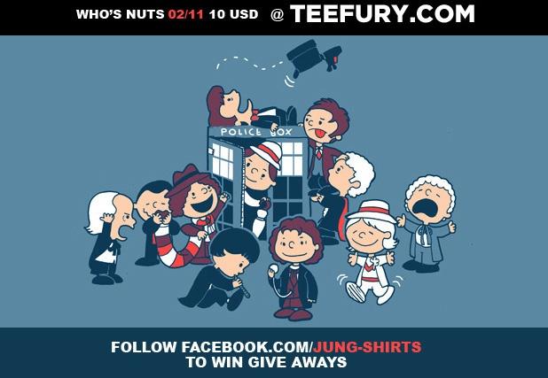 The Art of Anna-Maria Jung: Dr. Who Crafts, Peanut Crossover, Doctors Who Peanut, Meeting Peanut, Peanut Doctors, Doctors Whopeanut, Whopeanut Mashup, Dr. Whopeanut, Peanut Style