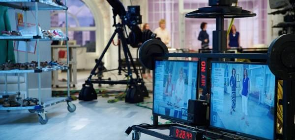 The television shopping network QVC is buying its main competitor, the Home Shopping Network, for $2.1 billion in stock, company officials…