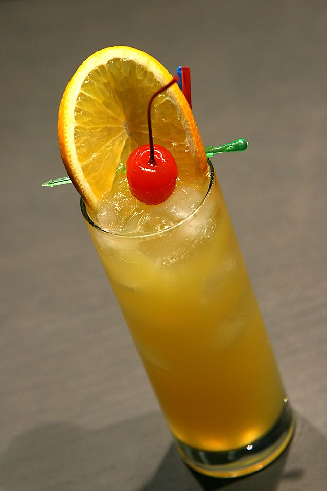 how to make a harvey wallbanger