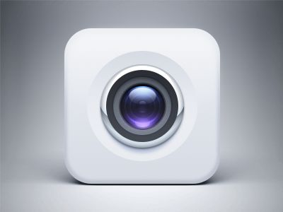 Dribbble - Camera by virus