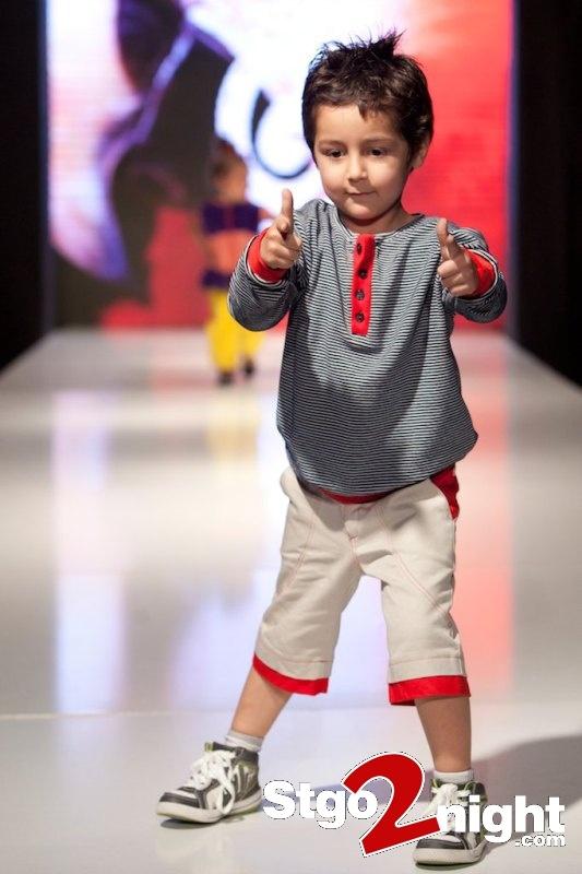 Chile Fashion Kids 2012