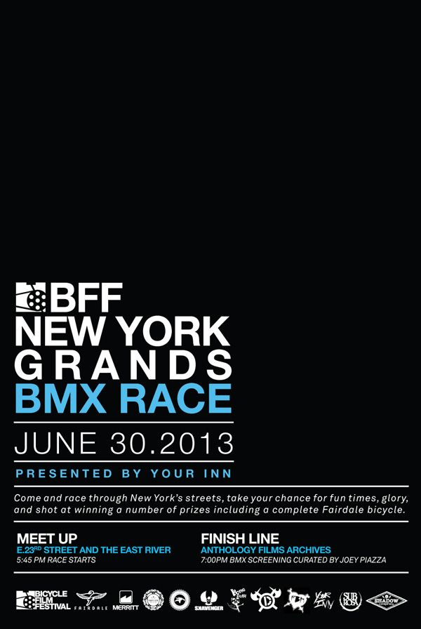 2013 BFF Grands Race in NYC