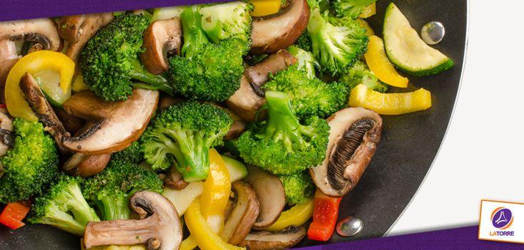 Receta sencilla para un saludable almuerzo