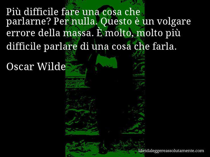 Cartolina con aforisma di Oscar Wilde (124)