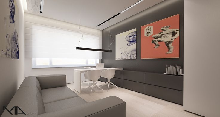 Interior made by MADAMA for Logistic Company in PolanId