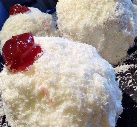 Χιονούλες #Γλυκά