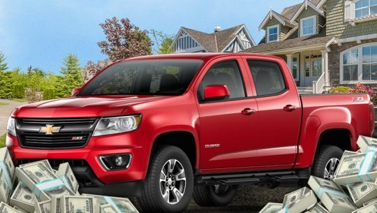 Win A 2015 Factory Equipped Chevrolet Colorado! Value:  $60,000.00 Expires:  Jun 13, 2015 Eligibility:  United States, Canada | 18+