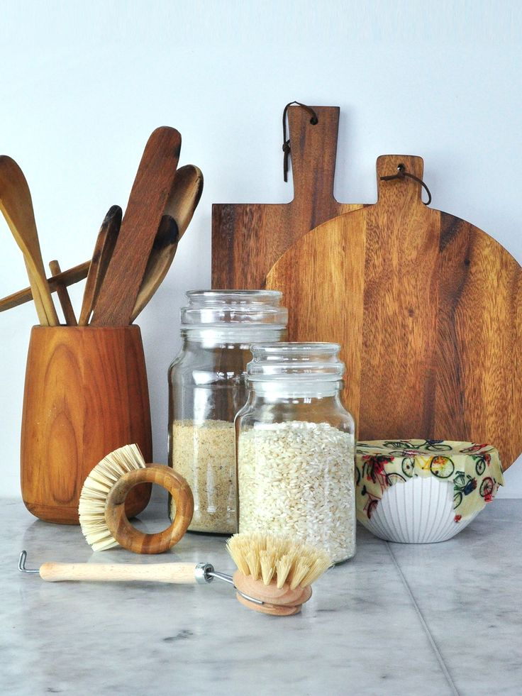 5 ideas for a plastic-free kitchen