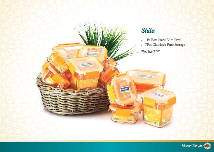 Lebaran Parcel - Shila. Click www.informa.co.id for more collection.