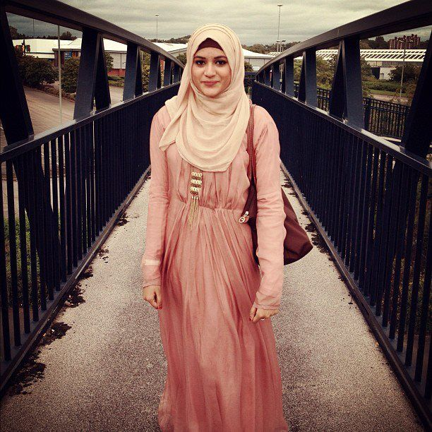 Instagram: @Taylor Chapman  #HijabStyle