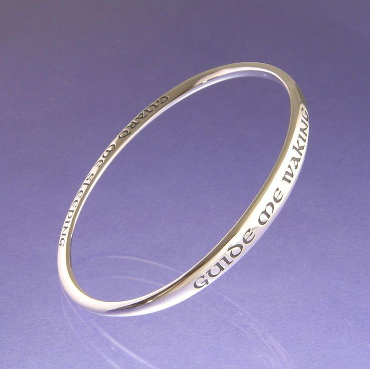 inscribed silver everything bracelet antique ffffff the full item l of best