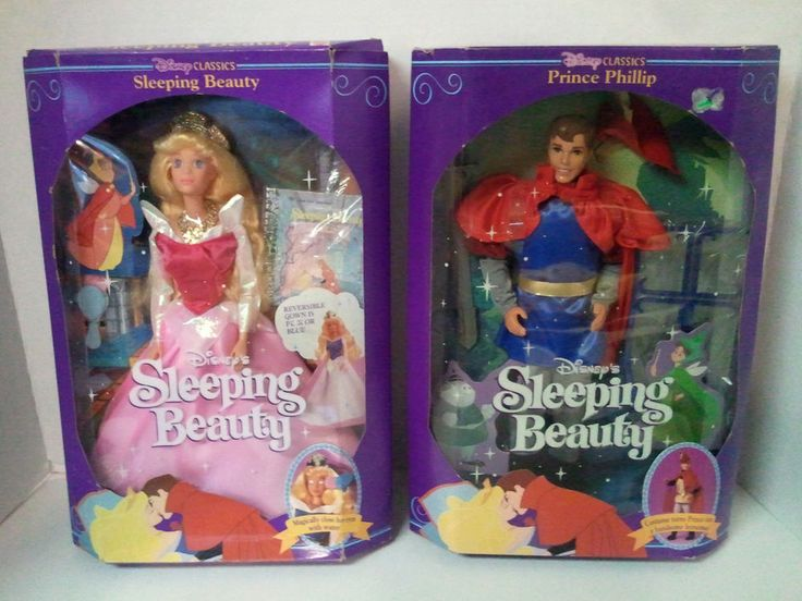 Disney Classics Sleeping Beauty Prince Phillip Barbie Size