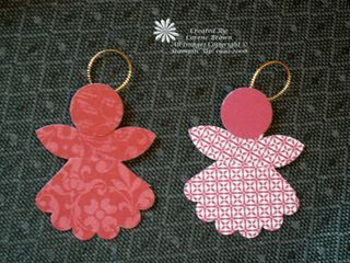 cute angel ornaments