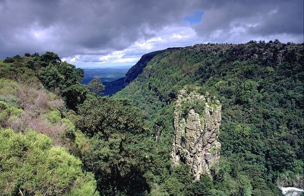 Spectacular South Africa's Canyon As Challenging Tourism : South Africa's Canyon Overview