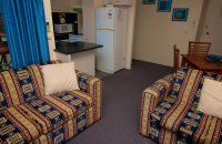 Barbados Holiday Apartments - Living Room - Broadbeach Family Accommodation