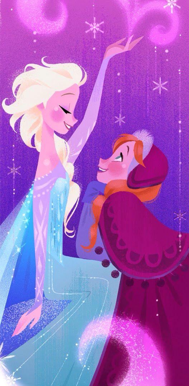Csak egy icipici ho kell...   Frozen art, Disney art ...