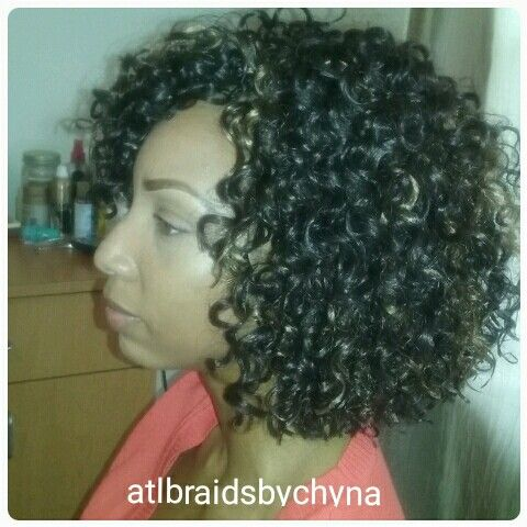 Crochet Hair Atlanta : ... Crochet Braids on Pinterest Protective styles, Twists and Crochet