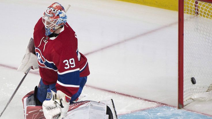 Canadiens goaltender Condon in a dogfight to keep NHL job