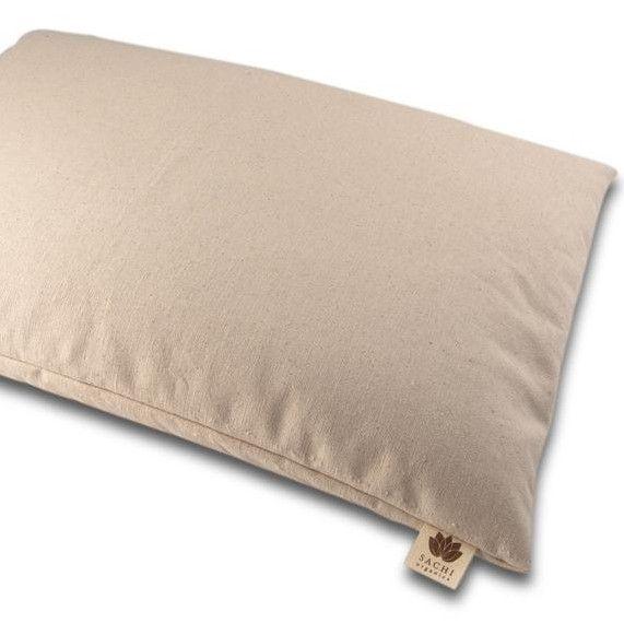 Organic Buckwheat Hull Pillows By Sachi Organics