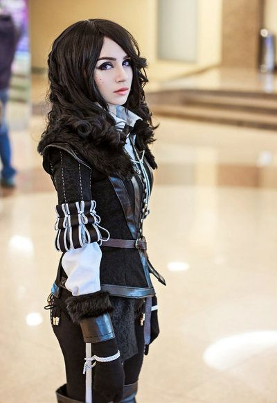 Character: Yennefer of Vengerberg / From: Andrzej Sapkowski's 'The Witcher' Short Stories and Novels & CD Projekt RED's 'The Witcher' Video Game Series / Cosplayer: Tegorin