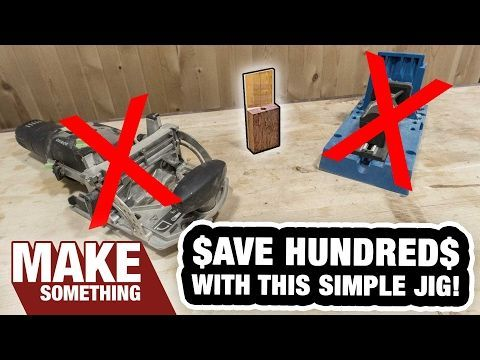 Watch This Before You Buy a Festool Domino or Pocket Hole Jig - YouTube