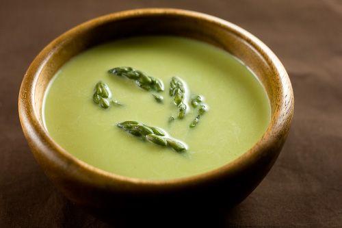 Cream of Asparagus Recipe