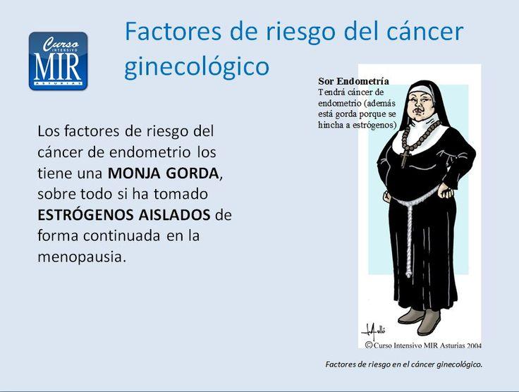 Factores de riesgo del cáncer ginecológico - #Ginecología