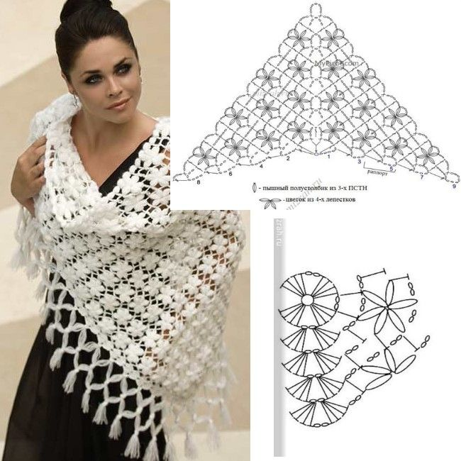1252 best Crochet ,Knit, Shawls, Scarves, Sweaters images on ...