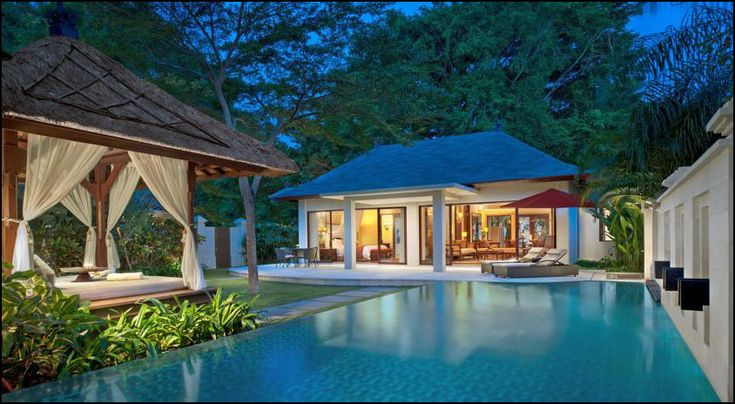 Private Villa at The Laguna, Nusa Dua
