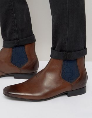Ted Baker Hourb Chelsea Boots. Discover Fashion Online