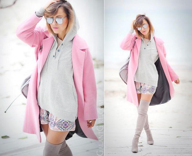 Розовое пальто is back!