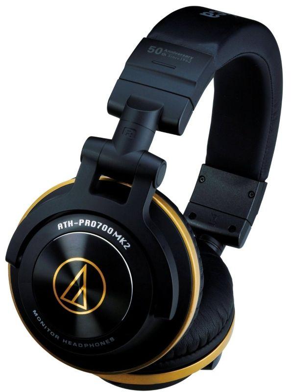 Audio-Technica Professional DJ Headphones 50th Anniversary Edition