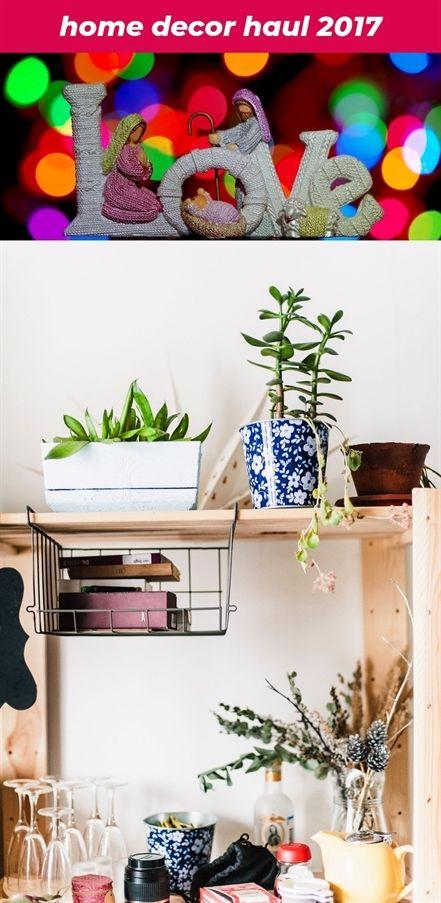 Home Decor Haul 2017 347 20181224091530 62 Home Decor Items List