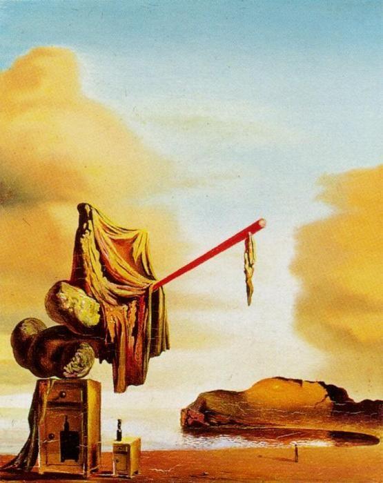 , 1934 von Salvador Dali (1904-1989, Spain)                                                                                                                                                                                 Mehr