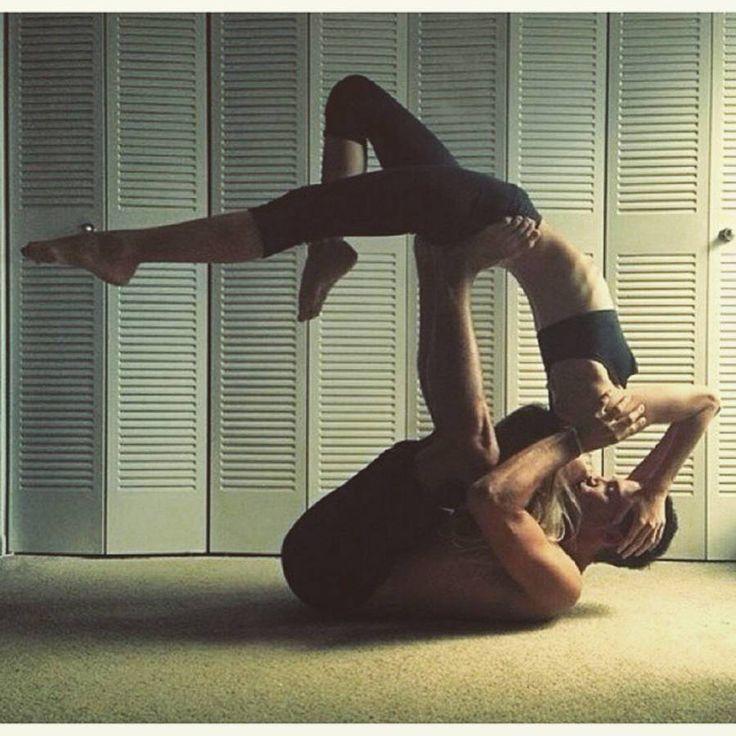 Yoga en couple Montreal
