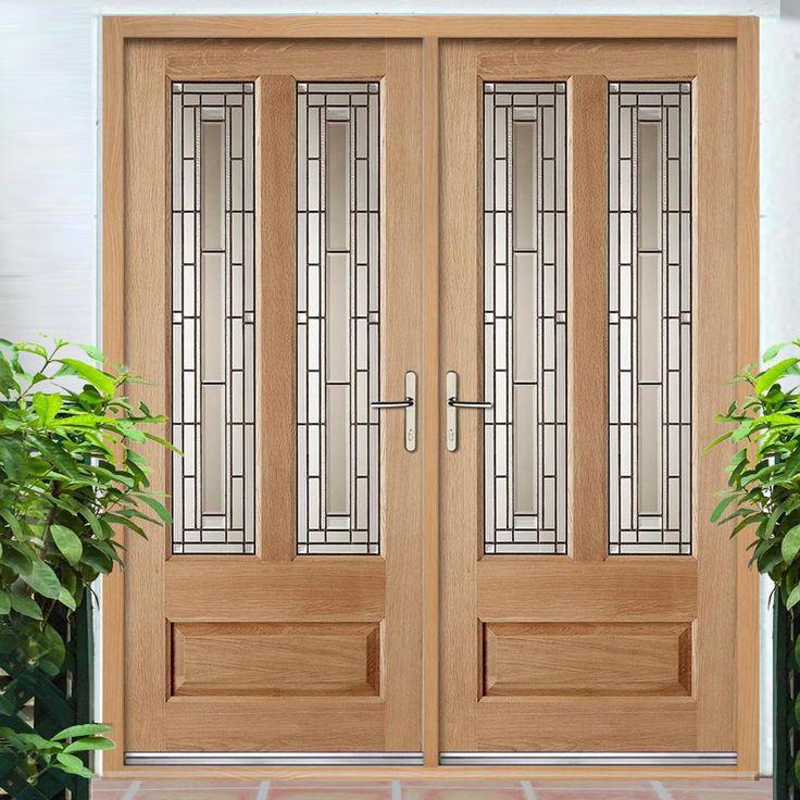 14 Best External Double Doors Images On Pinterest External Double