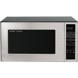 Sharp R530ES: Enjoy Fast Cooking Process With This Powerful Microwave