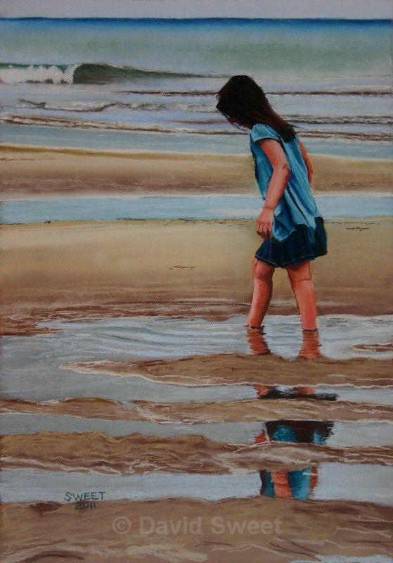 Beachcomber - Paintings