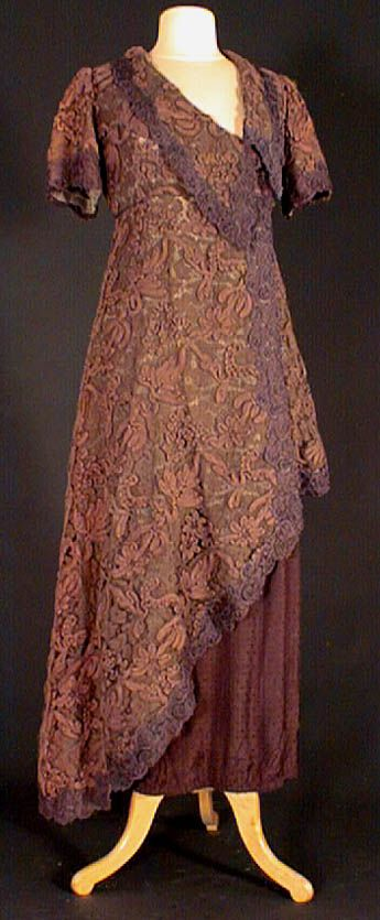 ~Le costume féminin de 1910 à 1918, Period: Poiret~