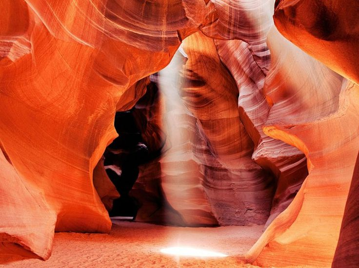 Upper Antelope Canyon  Navajo Nation, near Page, Arizona