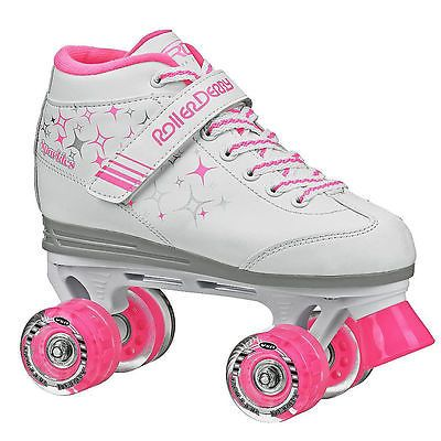 Youth 71156: Roller Derby Sparkle Girls Outdoor Roller Skates -> BUY IT NOW ONLY: $59.99 on eBay!