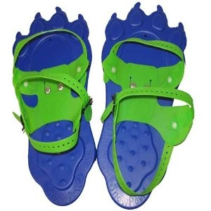 Redfeather SnowPaws Snowshoes - kids snowshoes that leave animal tracks behind! :DRedfeath Snowpaw, Animal Track, Kids Snowshoe, Outdoor Favorite, Snowpaw Snowshoe