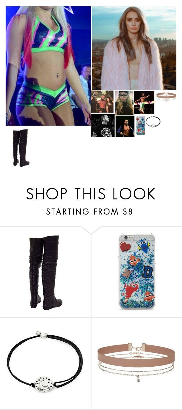 """🌹Emma 🌹-""You Helped Me Last Week, I Have Your Back Now"" -Tye (NXT)"" by banks-on-it ❤ liked on Polyvore featuring TNA, Forever 21, Alex and Ani and Miss Selfridge"