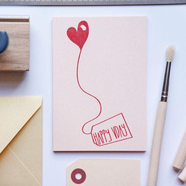 Sweet Valentine's Card, Valentine